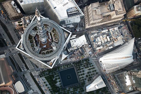 Drew Angerer「New York City Prepares To Mark The 15th Anniversary Of 9/11 Attacks」:写真・画像(14)[壁紙.com]