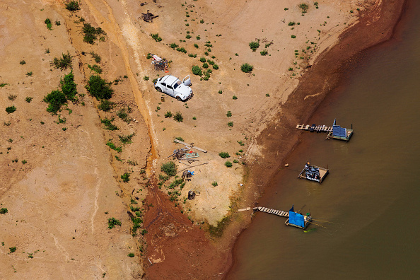 South America「Sao Paulo Region Suffers From Extreme Drought」:写真・画像(3)[壁紙.com]