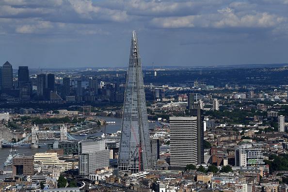 Dan Mullan「Aerial Views Of London」:写真・画像(8)[壁紙.com]
