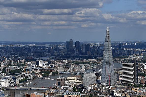 Dan Mullan「Aerial Views Of London」:写真・画像(5)[壁紙.com]