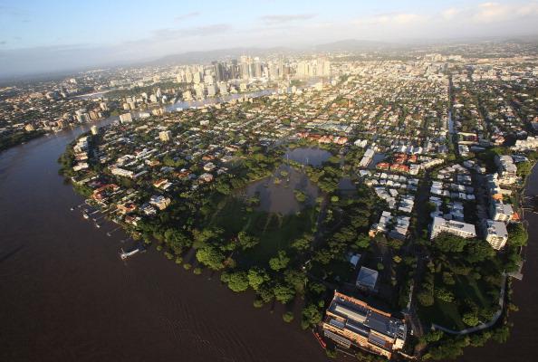 Brisbane「Brisbane Floods As Death Toll Rises」:写真・画像(3)[壁紙.com]