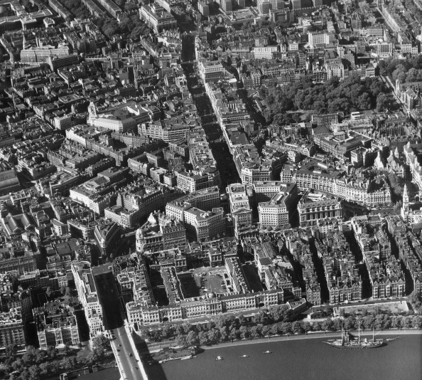 Somerset House「London From The Air」:写真・画像(5)[壁紙.com]