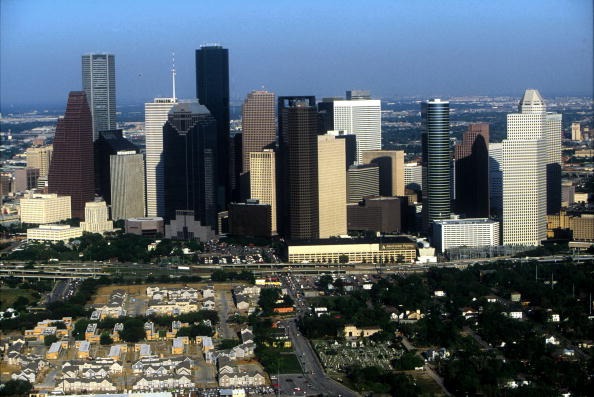 Houston - Texas「HOUSTON''S SKYLINE」:写真・画像(10)[壁紙.com]