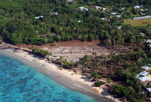 Pacific Islands「Further Quake Hits Pacific Islands As Death Toll Climbs」:写真・画像(2)[壁紙.com]
