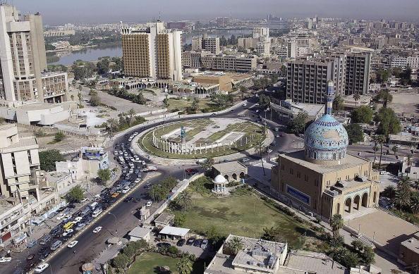 Baghdad「Iraqi Police Cadets Graduate In Baghdad」:写真・画像(13)[壁紙.com]