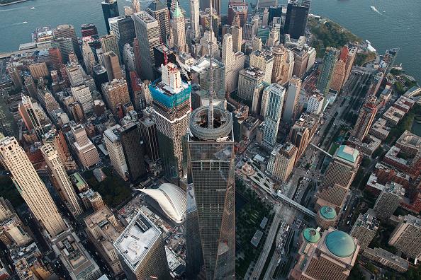 ニューヨーク市「New York City Prepares To Mark The 15th Anniversary Of 9/11 Attacks」:写真・画像(10)[壁紙.com]