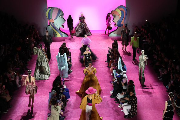 Spring Studios - New York「An Aerial View Of New York Fashion Week February 2020」:写真・画像(14)[壁紙.com]