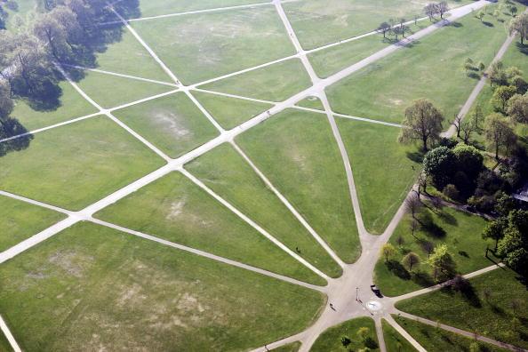 公園「London From The Air」:写真・画像(4)[壁紙.com]