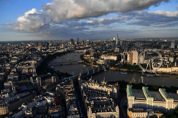 Dan Mullan「Aerial Views Of London」:写真・画像(19)[壁紙.com]