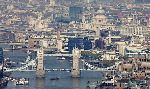 Mike Hewitt「London From The Air」:写真・画像(6)[壁紙.com]