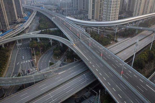 High Angle View「Daily Life In Wuhan During Lockdown」:写真・画像(18)[壁紙.com]