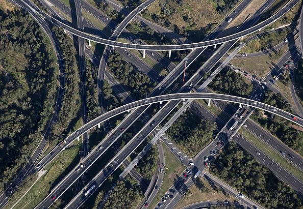 Sydney「Aerial Views Of Sydney As Australia Sees Steady Decline In New Coronavirus Cases」:写真・画像(15)[壁紙.com]