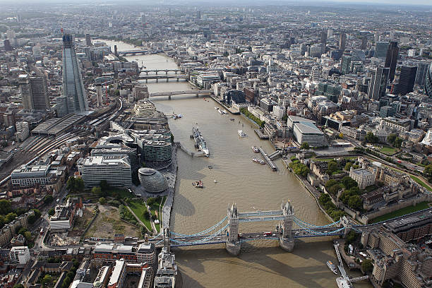 London From The Air:ニュース(壁紙.com)