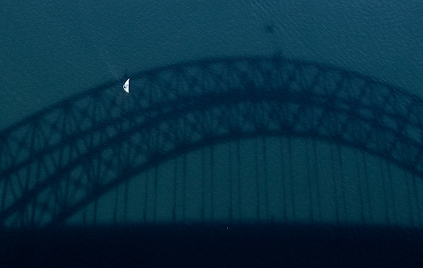 Aircraft Point of View「Aerial Views Of Sydney As Australia Sees Steady Decline In New Coronavirus Cases」:写真・画像(3)[壁紙.com]