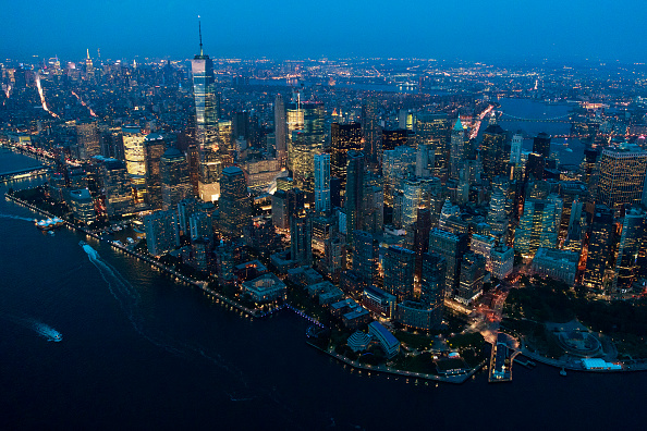 New York City「New York City Prepares To Mark The 15th Anniversary Of 9/11 Attacks」:写真・画像(3)[壁紙.com]