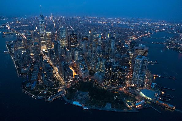 風景「New York City Prepares To Mark The 15th Anniversary Of 9/11 Attacks」:写真・画像(3)[壁紙.com]
