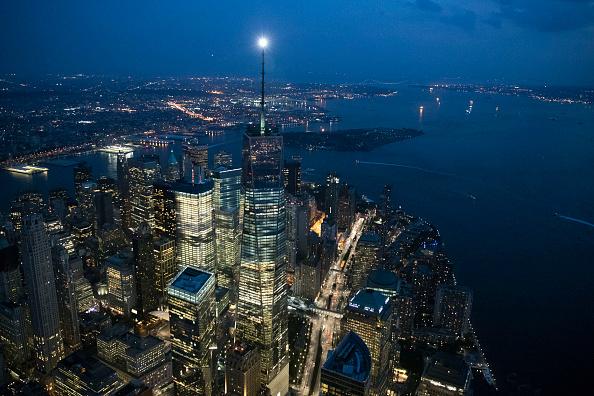 Drew Angerer「New York City Prepares To Mark The 15th Anniversary Of 9/11 Attacks」:写真・画像(16)[壁紙.com]