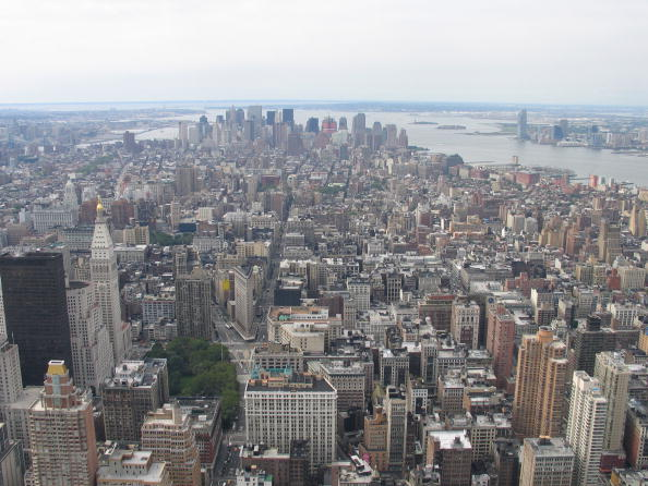 Empire State Building「View Of Lower Manhattan」:写真・画像(19)[壁紙.com]