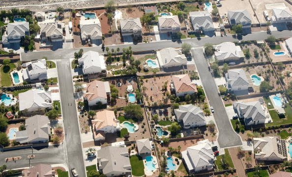 Home Ownership「Las Vegas Home Foreclosures Continue」:写真・画像(4)[壁紙.com]