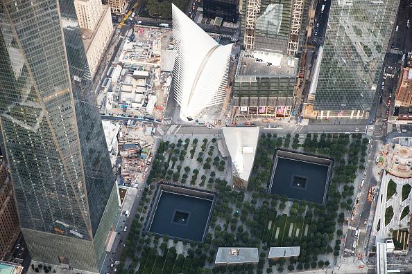 Drew Angerer「New York City Prepares To Mark The 15th Anniversary Of 9/11 Attacks」:写真・画像(13)[壁紙.com]