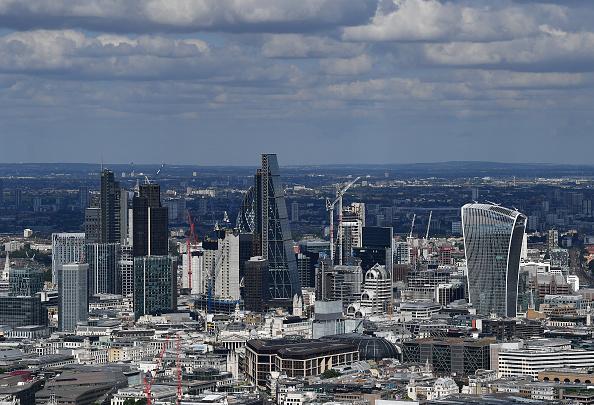 Dan Mullan「Aerial Views Of London」:写真・画像(7)[壁紙.com]