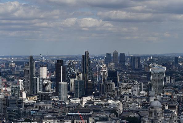 Dan Mullan「Aerial Views Of London」:写真・画像(10)[壁紙.com]