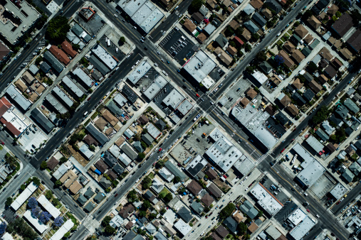Conformity「An aerial view of a typical suburban neighborhood」:スマホ壁紙(17)