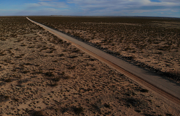 New Mexico「Border Wall Funding Continues To Be Divisive Issue Prolonging Government Shutdown」:写真・画像(19)[壁紙.com]
