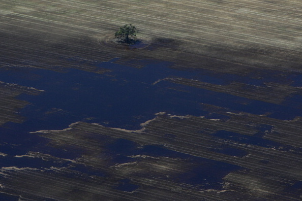 Farm「Floodwater Inundates Victorian Towns」:写真・画像(18)[壁紙.com]