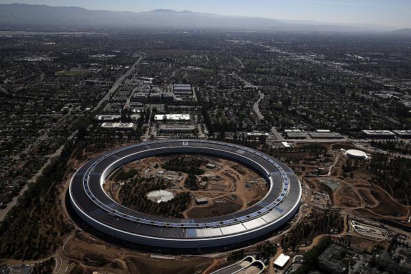 クパチーノ「Apple's New Headquarters Near Completion」:写真・画像(15)[壁紙.com]