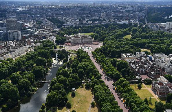 Dan Mullan「Aerial Views Of London」:写真・画像(1)[壁紙.com]