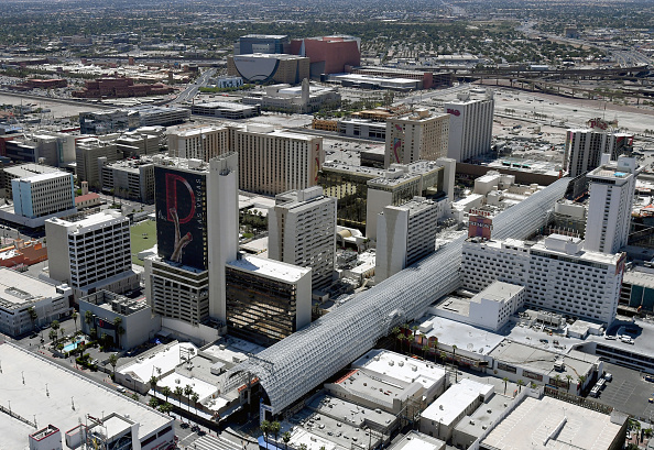 Las Vegas「Las Vegas Remains Closed As Memorial Day Weekend Approaches Amid COVID-19 Pandemic」:写真・画像(4)[壁紙.com]
