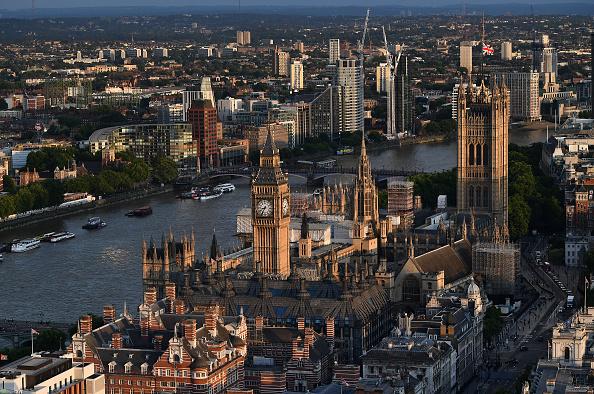 Dan Mullan「Aerial Views Of London」:写真・画像(0)[壁紙.com]