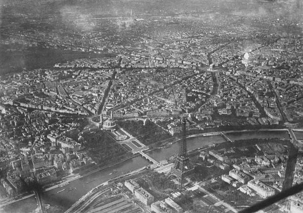 都市景観「Paris From The Air」:写真・画像(6)[壁紙.com]