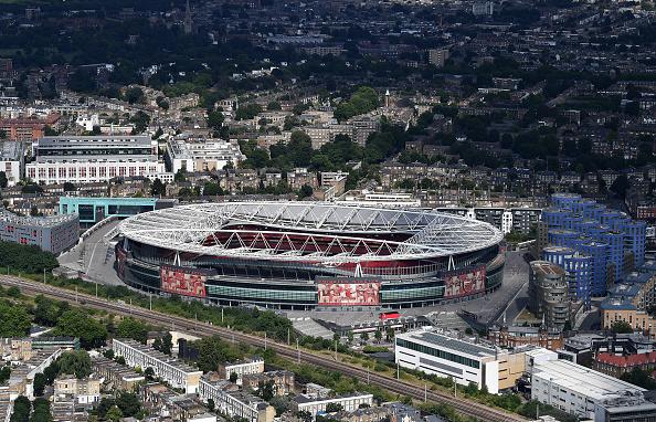 Dan Mullan「Aerial Views Of London」:写真・画像(11)[壁紙.com]