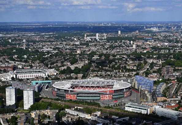Dan Mullan「Aerial Views Of London」:写真・画像(18)[壁紙.com]