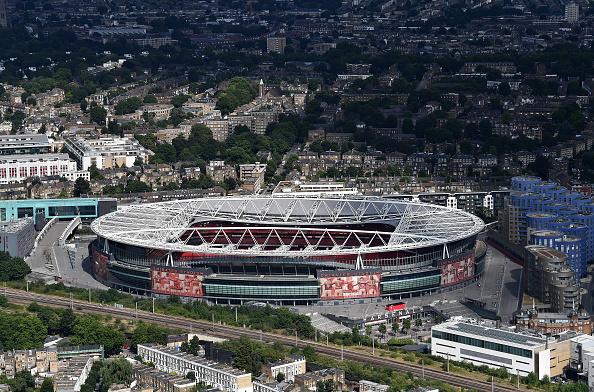 Dan Mullan「Aerial Views Of London」:写真・画像(12)[壁紙.com]