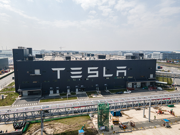 Plant「Tesla Shanghai Gigafactory」:写真・画像(19)[壁紙.com]