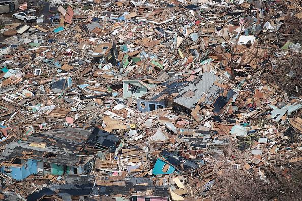Damaged「Bahamas Relief Effort Begins in Wake of Dorian Destruction」:写真・画像(3)[壁紙.com]