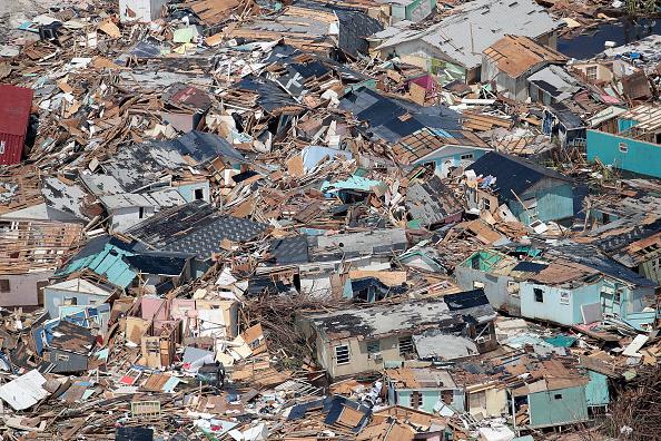 Damaged「Bahamas Relief Effort Begins in Wake of Dorian Destruction」:写真・画像(17)[壁紙.com]