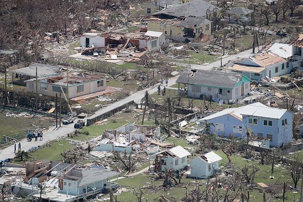 Damaged「Bahamas Relief Effort Begins in Wake of Dorian Destruction」:写真・画像(1)[壁紙.com]