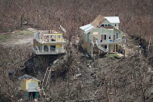 Damaged「Bahamas Relief Effort Begins in Wake of Dorian Destruction」:写真・画像(2)[壁紙.com]