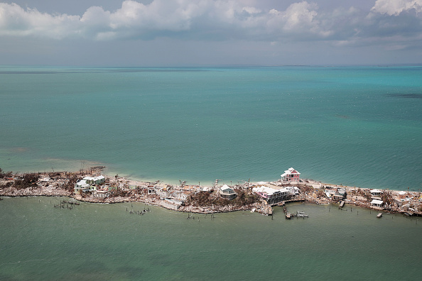 Damaged「Bahamas Relief Effort Begins in Wake of Dorian Destruction」:写真・画像(4)[壁紙.com]