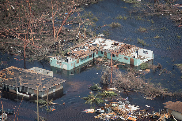 Damaged「Bahamas Relief Effort Begins in Wake of Dorian Destruction」:写真・画像(9)[壁紙.com]