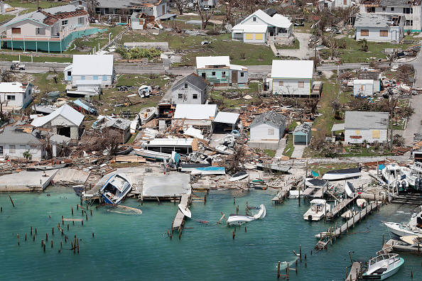 Damaged「Bahamas Relief Effort Begins in Wake of Dorian Destruction」:写真・画像(10)[壁紙.com]