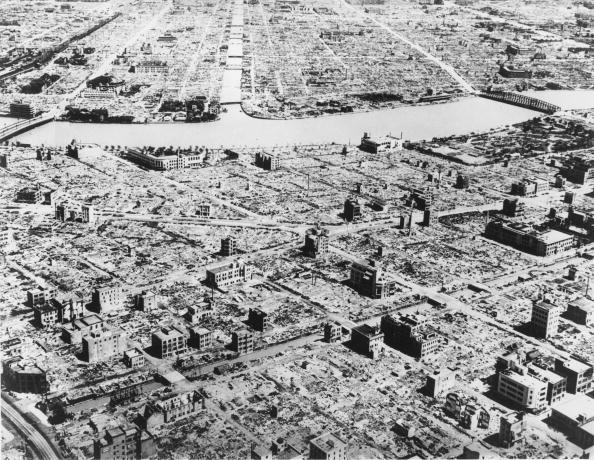 Tokyo - Japan「Devastated Tokyo」:写真・画像(7)[壁紙.com]
