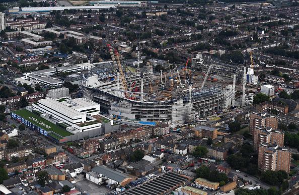 Dan Mullan「Aerial Views Of London」:写真・画像(14)[壁紙.com]