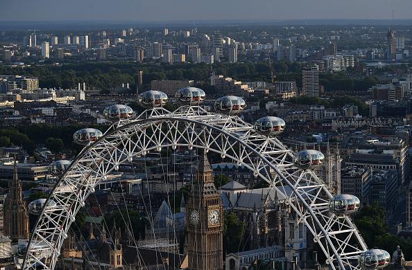 Dan Mullan「Aerial Views Of London」:写真・画像(4)[壁紙.com]