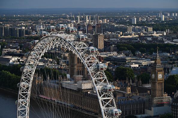 Dan Mullan「Aerial Views Of London」:写真・画像(3)[壁紙.com]