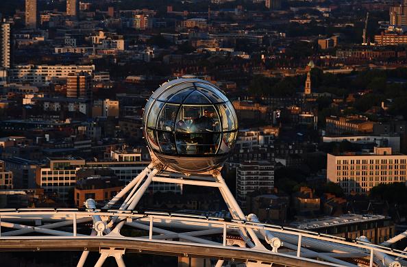 Dan Mullan「Aerial Views Of London」:写真・画像(2)[壁紙.com]